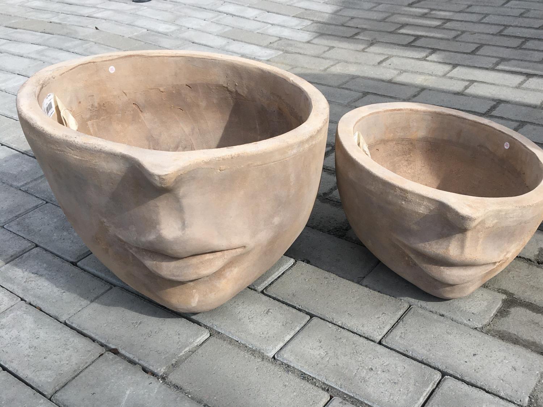 Antik terracotta krukke (liten)