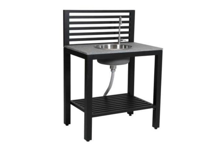 Bellac utekjøkken benk med vask/sort