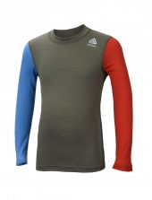 Aclima  LightWool Crew Neck shirt, Chi