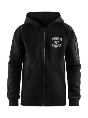 Craft  District Hood Zip Jr