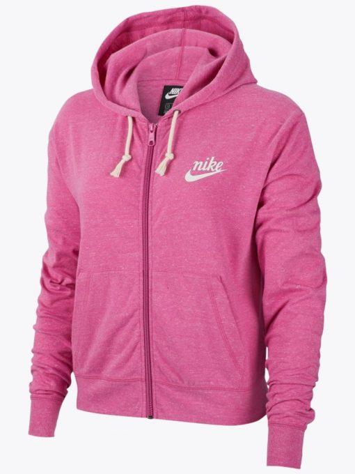 Nike  W NSW GYM VNTG HOODIE FZ
