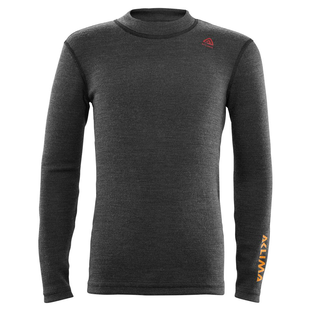 Aclima  WarmWool Crew Neck shirt, Juni