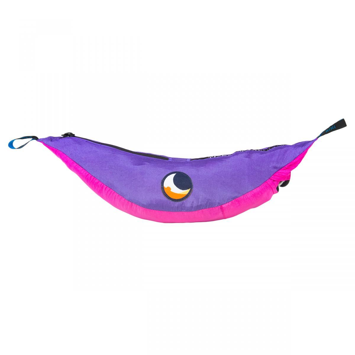 Ticket To The Moon  Mini Hammock