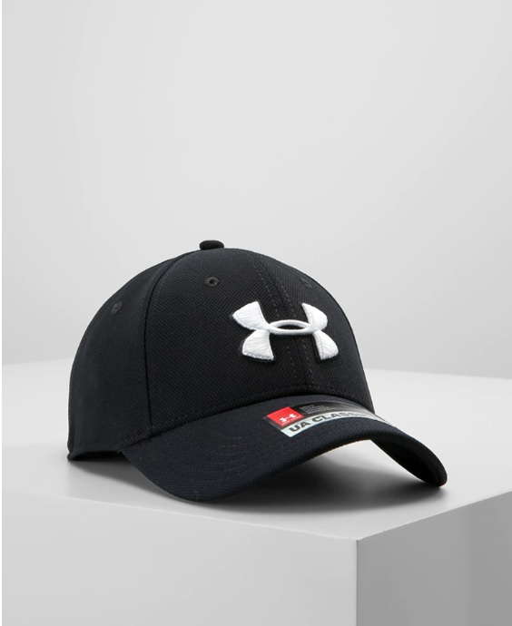 Under Armour  MEN'S BLITZING 3.0 CAP-BLK/BLK/WHT