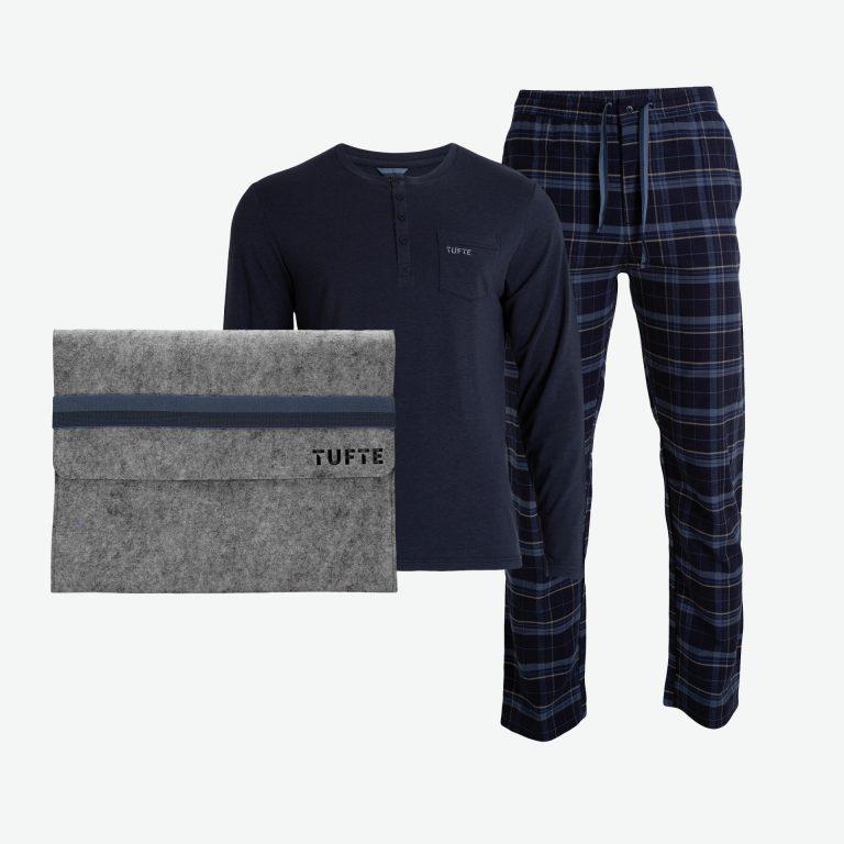 Tufte Wear  Mens Pyjamas Set