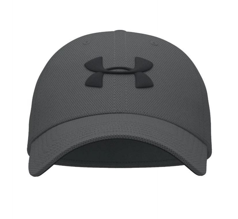 Under Armour  MEN'S BLITZING 3.0 CAP-GPH/BLK/BLK