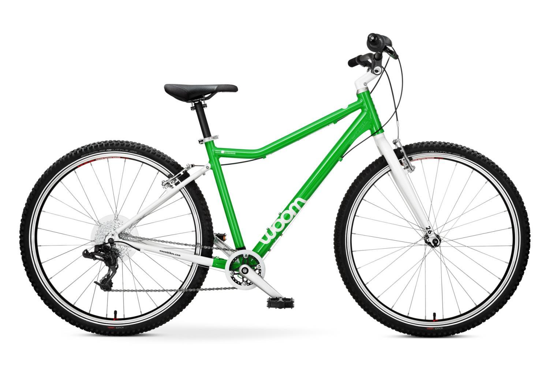 """Woom 6 26"""" Grønn"""