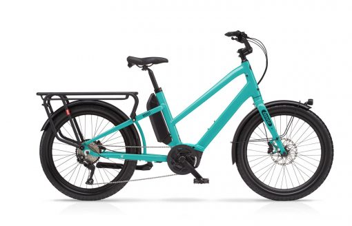 Benno  Boost E/CX/500W 10D Aqua Green
