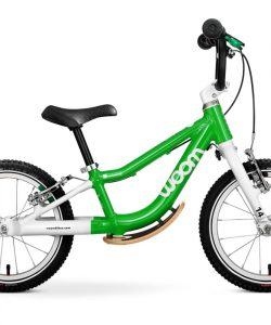 Woom 1+ Grønn