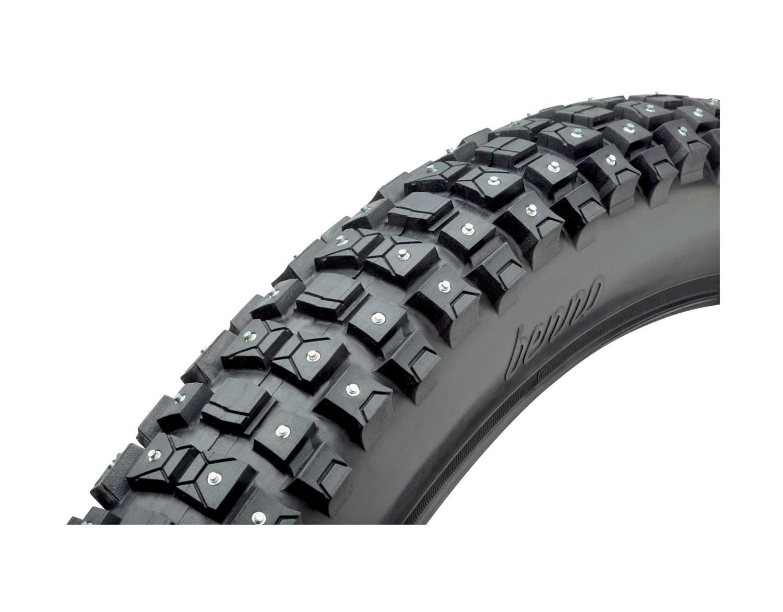 Benno Studded Snow Tire 24″ x 2.5″