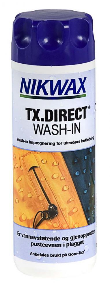 TEKSTILIMPR.NIKWAX TX-DIRECT
