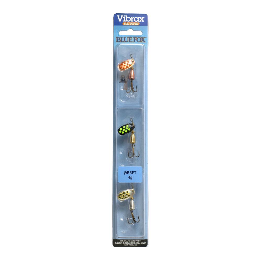 VIBRAX HOT PEPPER 4G 3-PK