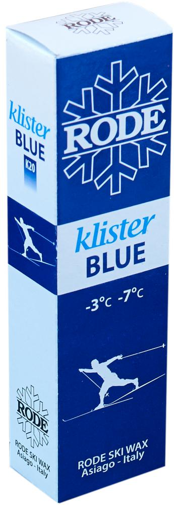 Klister K20 Blå Rode
