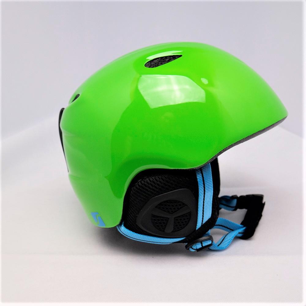 Alpinhjelm Azura jr grønn