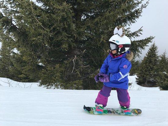 SNOWBOARD STUF VELVET TREKJ.