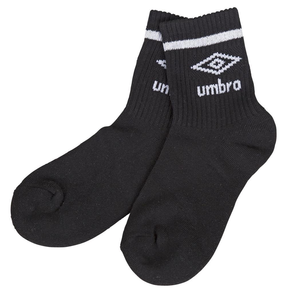 Umbro Core Tennis Socks 3 pk