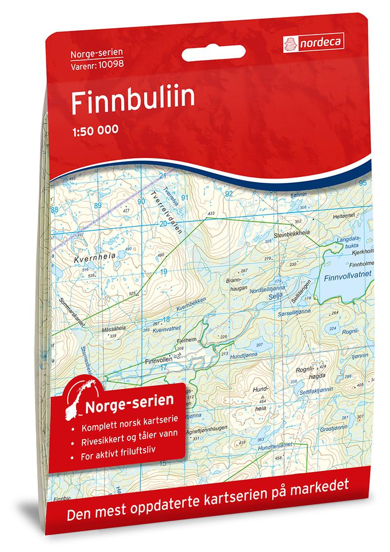 Finnbuliin 1:50000