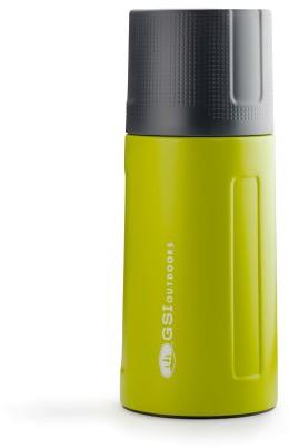 GSI  Stainless 0,5 l Vacuum Bottle Green