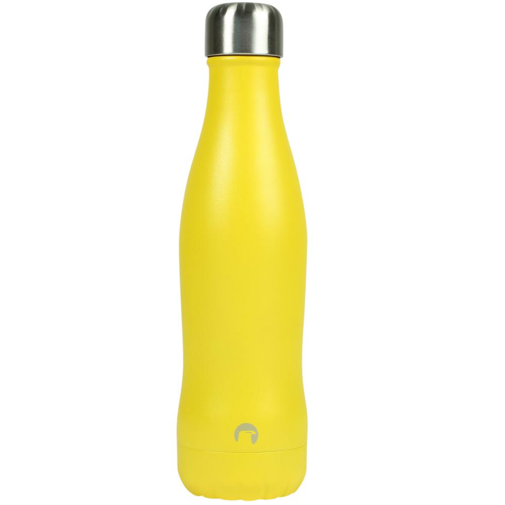 """Eagle Products  Termoflaske """"Curve"""" - solid yellow"""