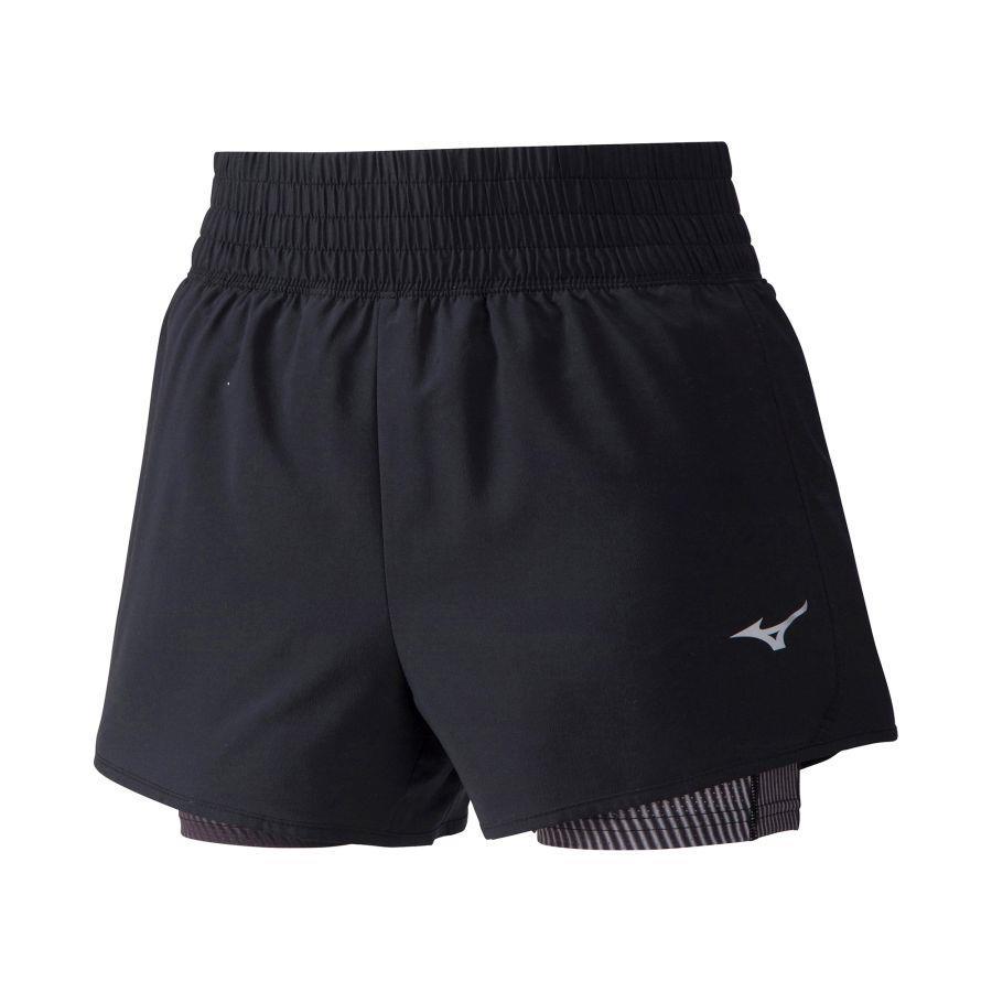 Mizuno  4.5 2in1 Short (W)