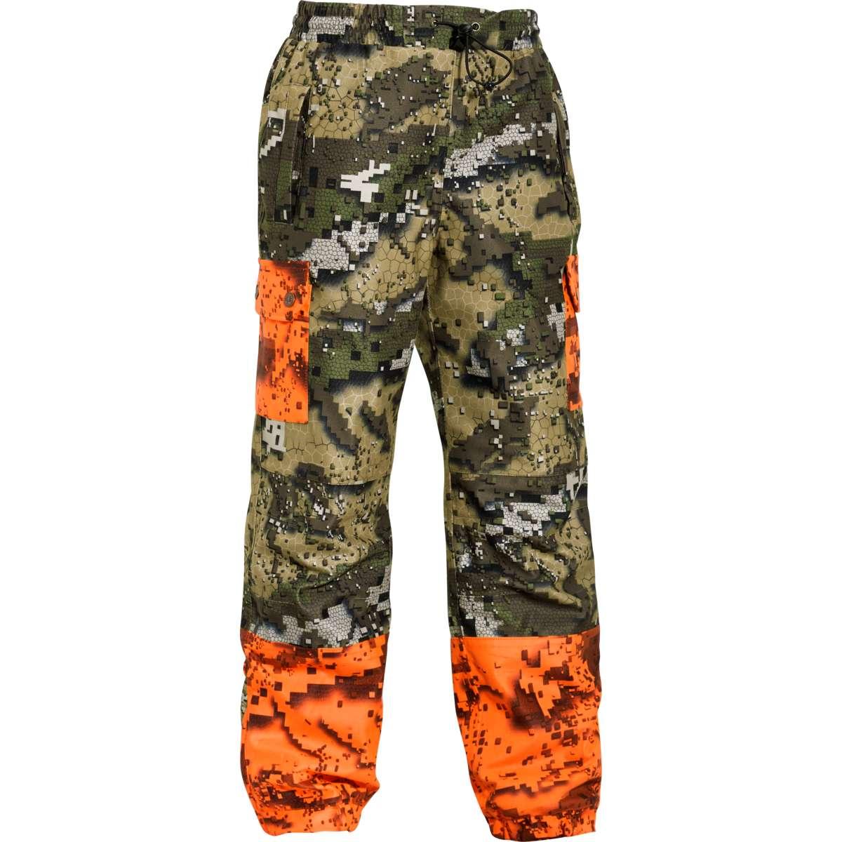 Swedteam Ridge JR Trouser Desolve Fire