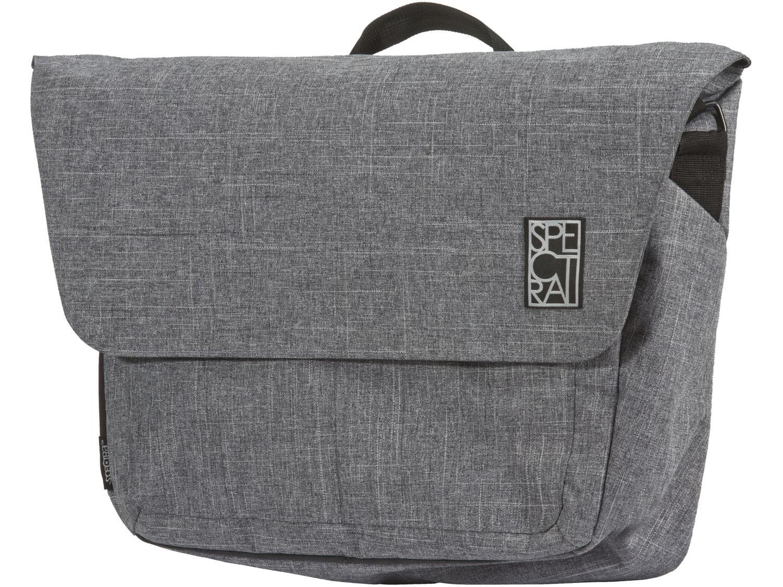 Sideveske Messenger Bag Grey