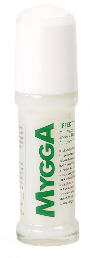 Mygga  Myggmelk Roll On Flaske 20% Deet