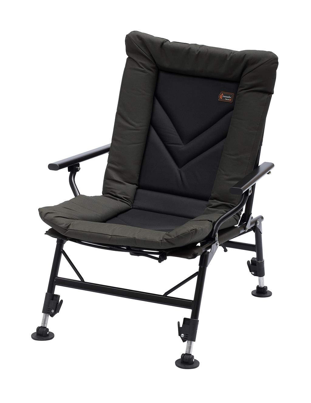 Prologic  Cruzade Comfort Chair W/Armre