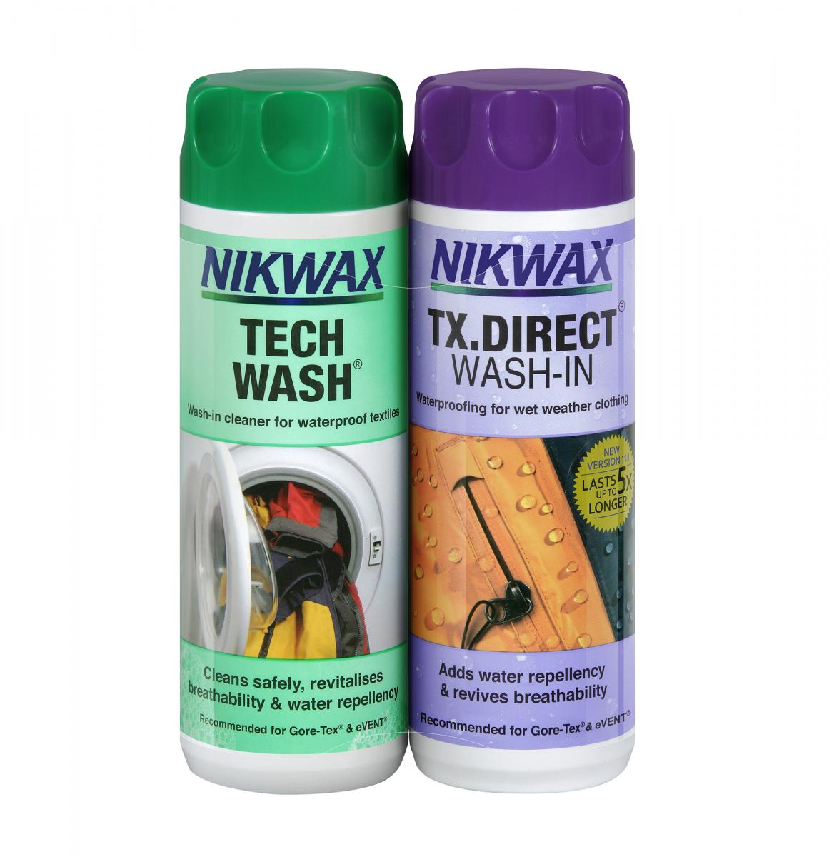 2pk TX Direct & Tech Wash