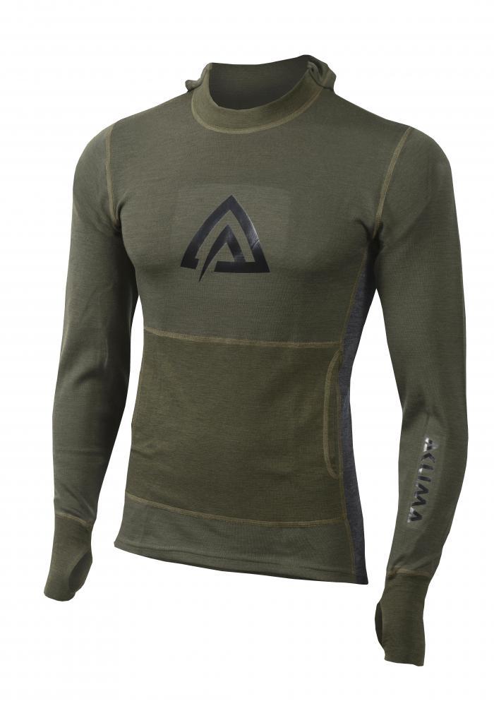 Aclima  WarmWool Hood Sweater, Man