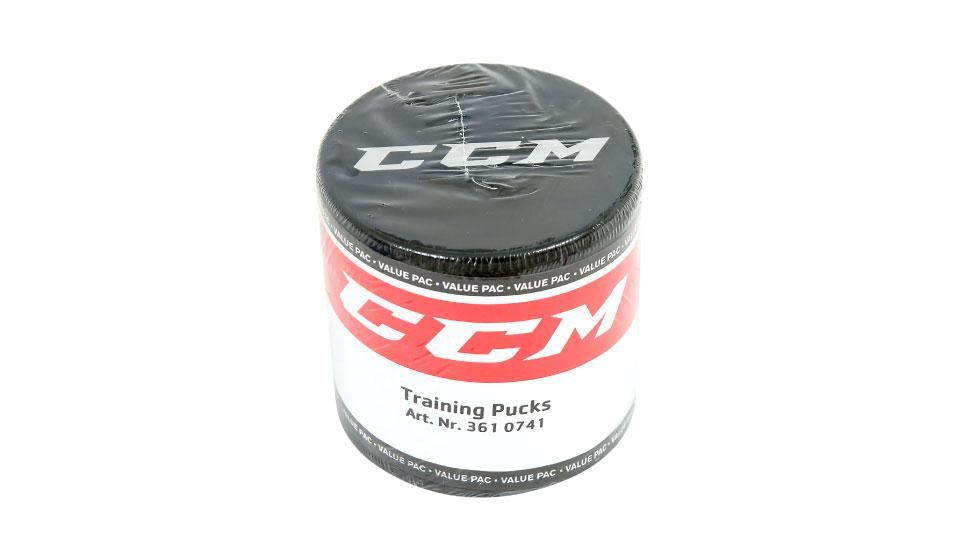 Ccm  PUCK CCM SR 3-PACK