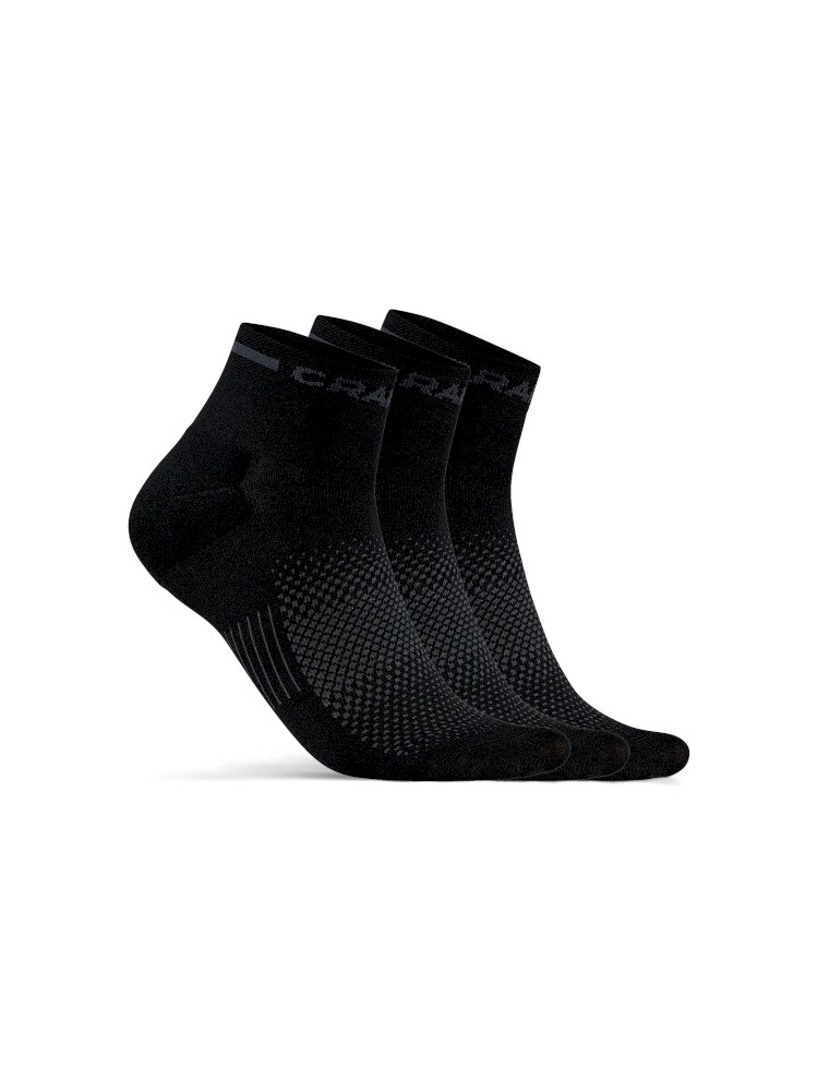 Craft  Core Dry Mid Sock 3-Pack