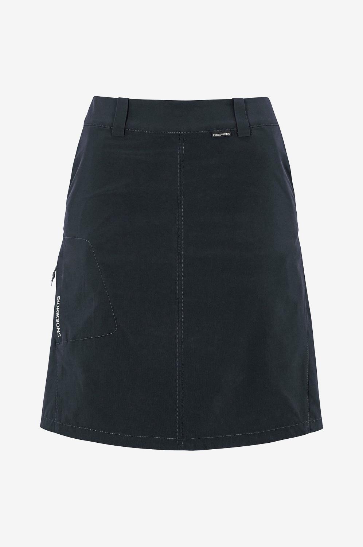 Didriksons  Liv Wns Skirt 4 Dark Night Blue