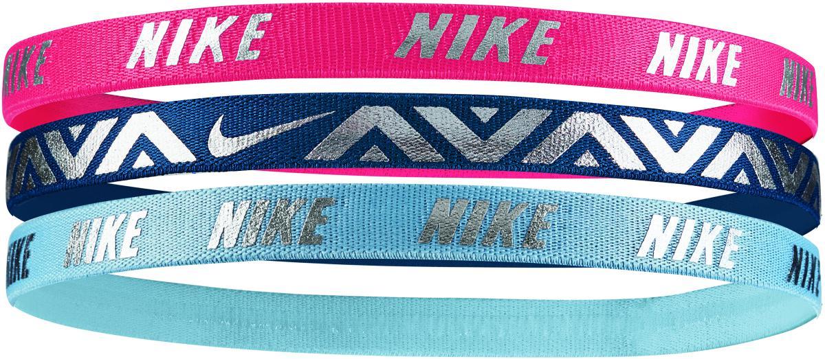 Nike  GIRL'S METAL HAIRBANDS 3-P