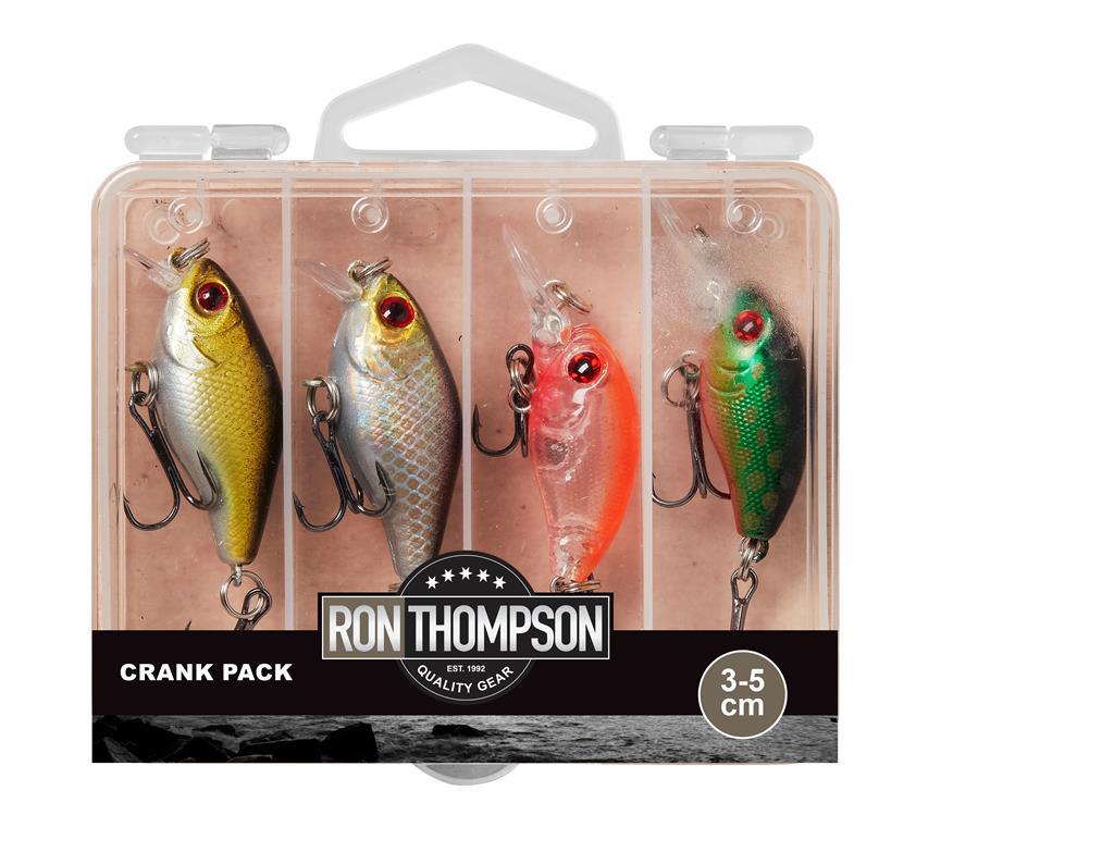 Ron Thompson Crank Pack 3-5cm
