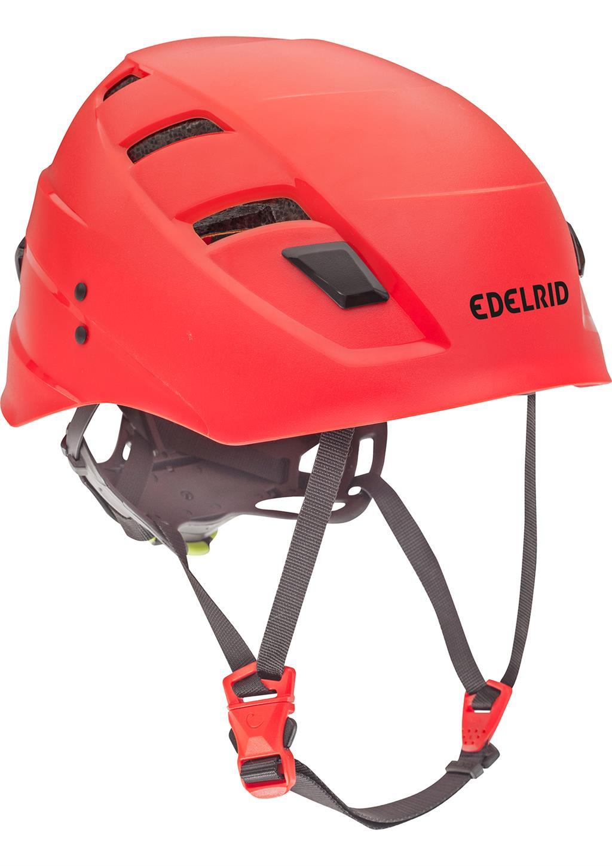 Edelrid Zodiac Hjelm Rød 54-62