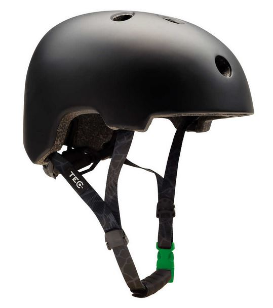 TEC Hjelm Lex 56-60 Black