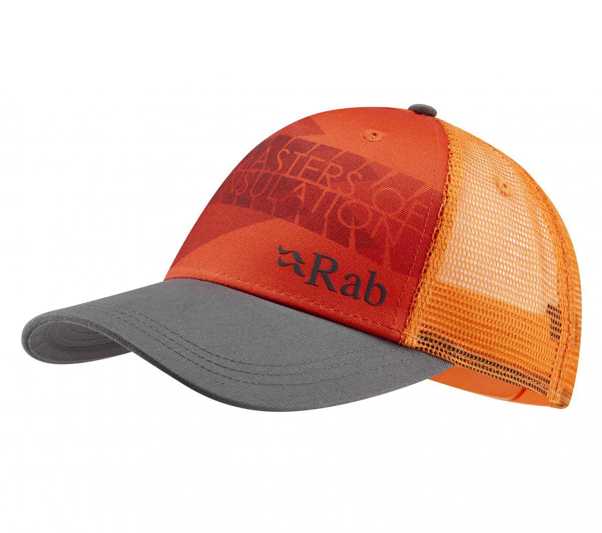 Rab  Trucker Logo Cap
