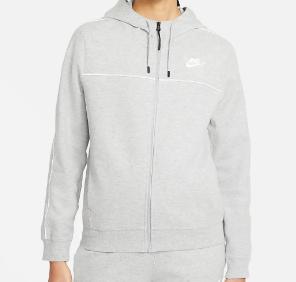 Nike  W Nsw Fz Hoodie Mlnm Flc