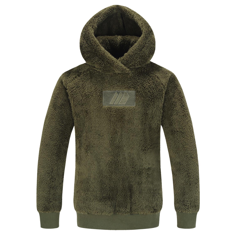 Skogstad  Gjekstad Sherpa Fleece Hettegenser