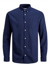 JACK & JONES JJESUMMER SHIRT L/S PS