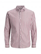 JACK & JONES JPROSLO STRIPE SHIRT L/S