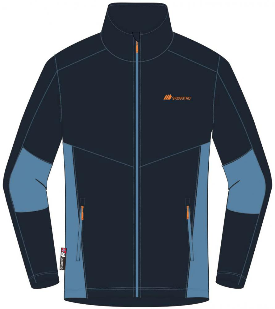 Skogstad Troms microfleece jakke Corner Sport AS