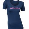Aclima  LightWool T-shirt LOGO,  Wo