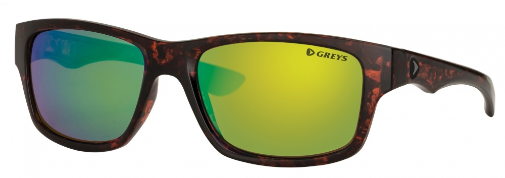 Greys  G4 Matt Black/Green/Grey