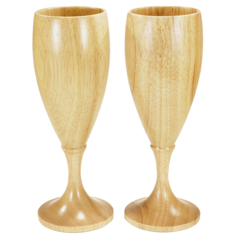 Eagle Products  Tre vin/champ glass på stett