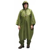 Helsport  Poncho grønn, Medium