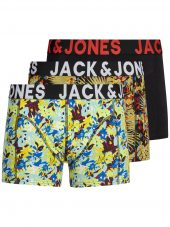 JACK & JONES JACJULIAN TRUNKS 3 PACK