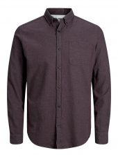JACK & JONES JJEMELANGE SHIRT L/S NOOS