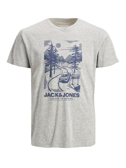 JACK & JONES JORBRANDON TEE SS CREW NECK